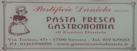 I nostri prodotti anche a Savona